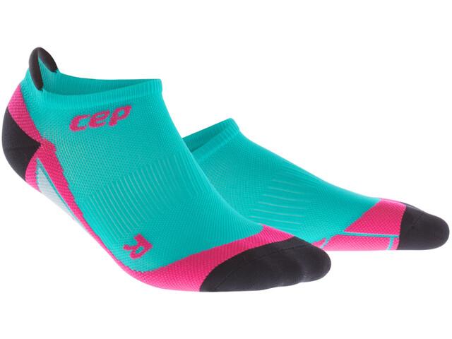 cep Dynamic+ Løbesokker Damer pink/turkis